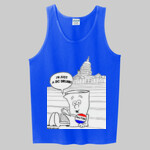 Just A DC Drunk Lax Bro Tank Bro