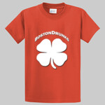 Tall Orange St. Patty's Day Basic Shirt