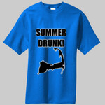 Cape Cod Summer Drunk! T-Shirt