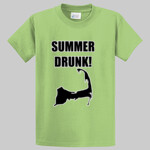 Tall Cape Cod Summer Drunk! T-Shirt