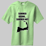 Cape cod Summer Drunk...Summer Not T-Shirt