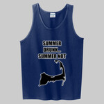 Cape Cod Summer Drunk...Summer Not! Tank