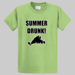 Tall Vineyard Summer Drunk! T-Shirt