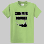 Tall Nantucket Summer Drunk! T-Shirt