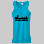 Ladies BostonDrunks Skyline Tank