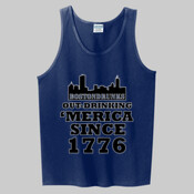 BostonDrunks Out-Drinking 'Merica Since 1776 Tank