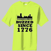 BostonDrunks Skyline Series Buzzed Since 1776 T-Shirt