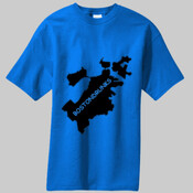 BostonDrunks City Map T-Shirt