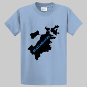 Tall BostonDrunks City Map T-Shirt