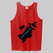 BostonDrunks City Map Tank
