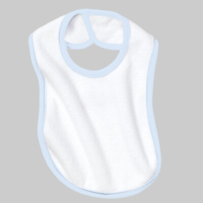 BostonDrunks City Map Baby Bib